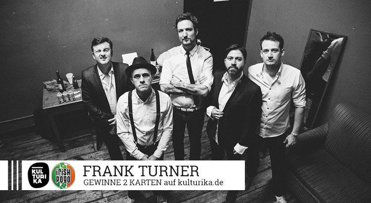 Verlosung Konzertkarten FRANK TURNER