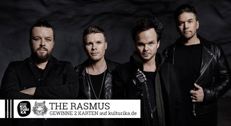 Verlosung Tickets Konzert The Rasmus FZW Dortmund 15-10-2018