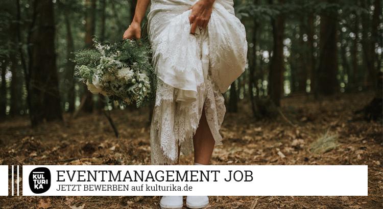 Eventmanager Job Köln für Veranstaltungskauffrau/Veranstaltungskaufmann