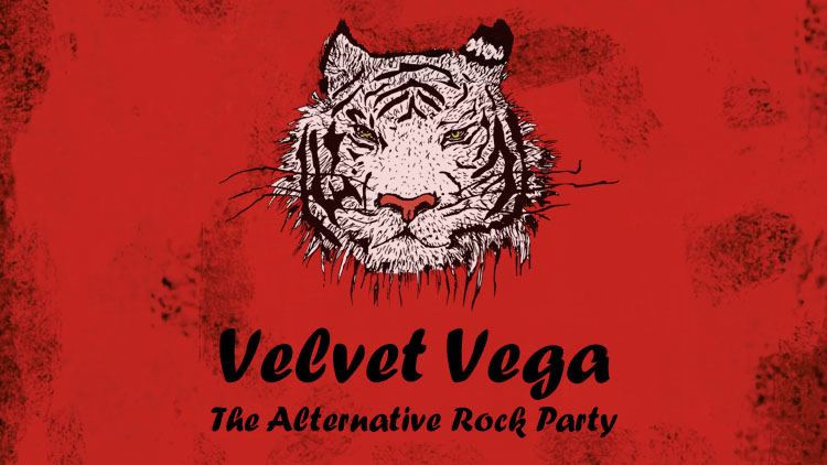 Velvet Vega- 90's Rock-Alternative-Grunge-Crossover-Metal-Party in Köln