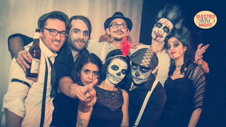 Best of Halloween Swing Night im Gloria Theater Köln