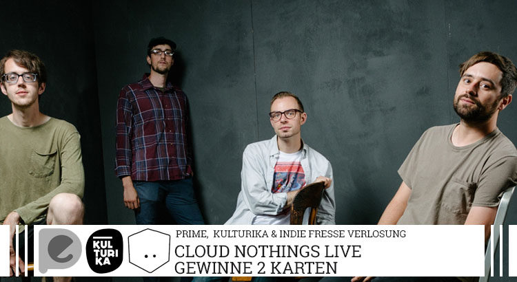 Verlosung-Tickets-Konzert-Cloud-Nothings-Köln-Gebäude-9-04-12-2017