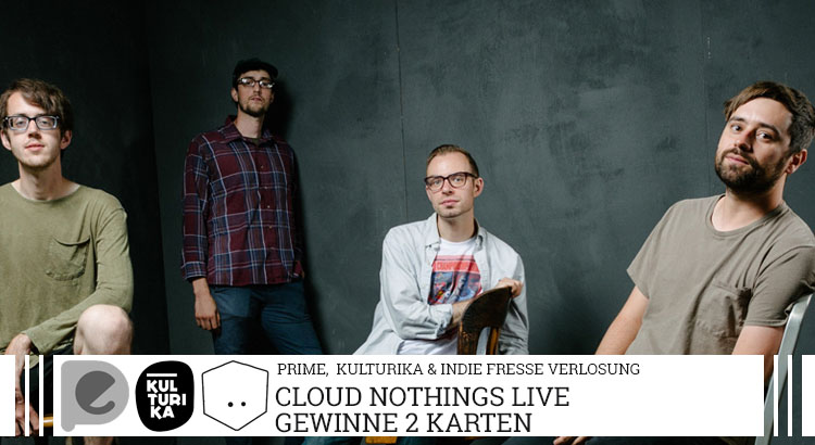 Verlosung-Tickets-Konzert-Cloud-Nothings-Köln-Gebäude-9-04-12-2017