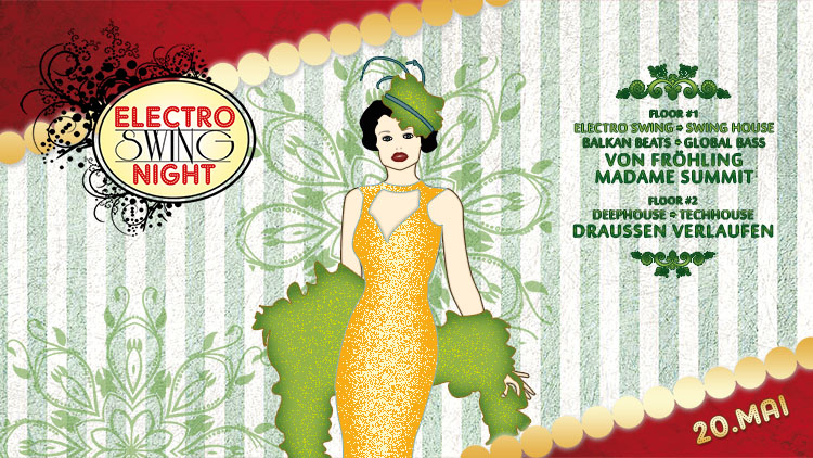 EElectro Swing Night Wuppertal
