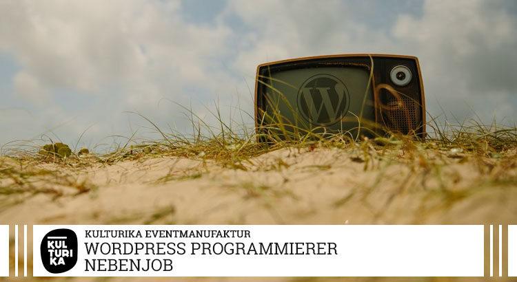 Wordpress Programmierer Koeln Nebenjob