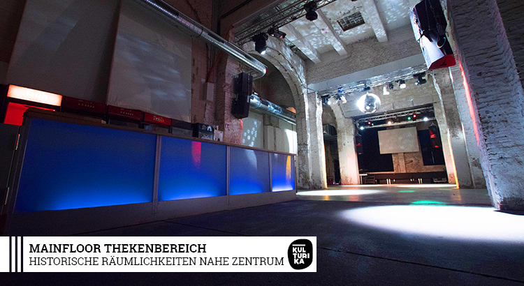 EVENTLOCATION KÖLN – Historische Räumlichkeiten nahe Zentrum