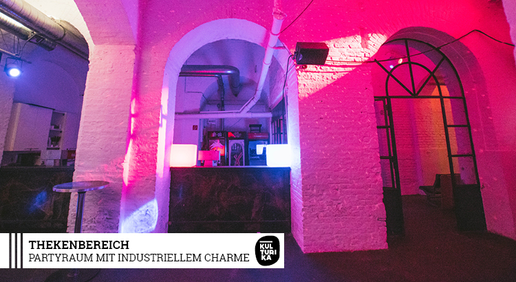 CLUB KÖLN – Club im Agnesviertel mit industriellem Charme