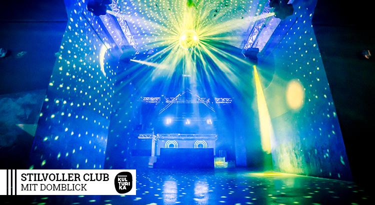 Eventlocation Köln mieten - Stilvoller Club mit Domblick