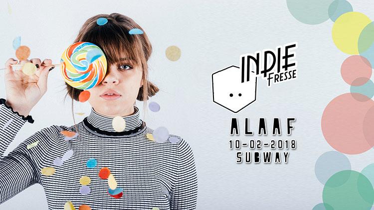 Indie Fresse Alaaf Subway Köln Karneval Samstag 10.02.2018