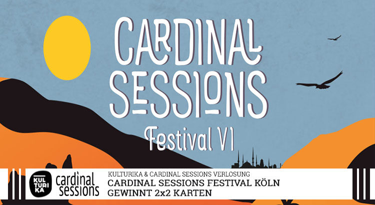 Cardinal Sessions Festival Verlosung Website
