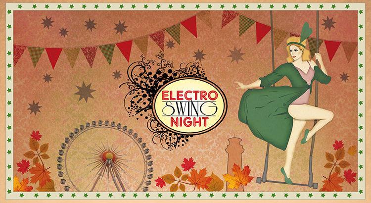 Electro Swing Night Herbstvergnügen im Helios 37 Köln am 2.10.2017