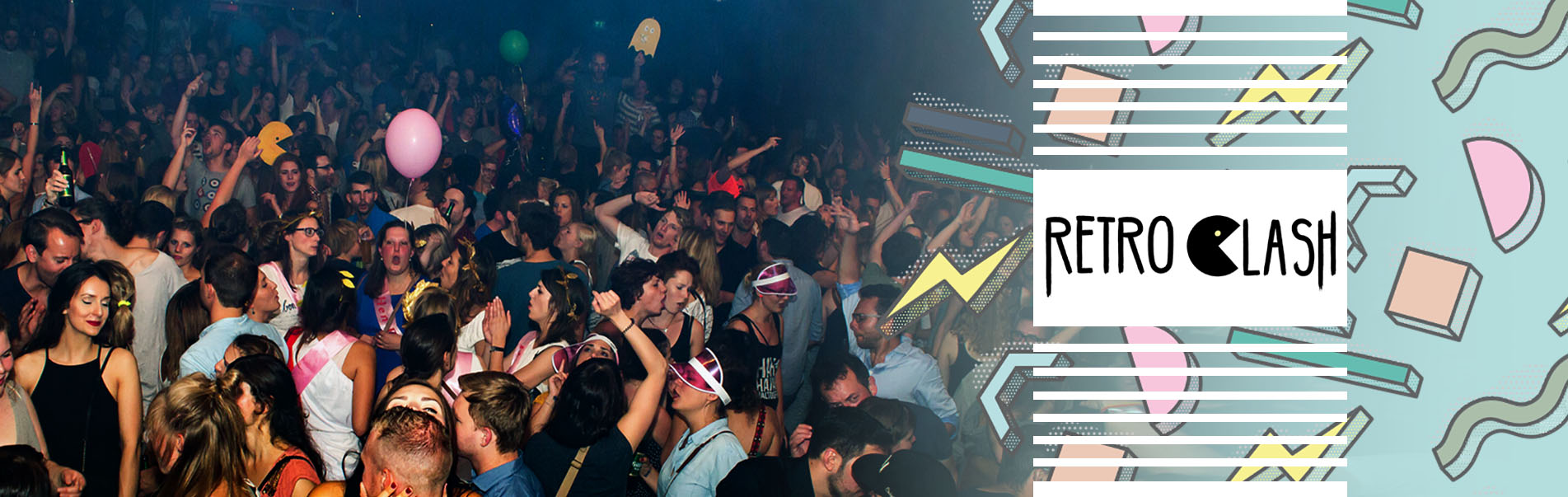 90er Party Köln