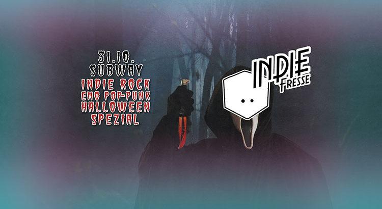 Indie Halloween Fresse 31-10-2017 Subway Koeln