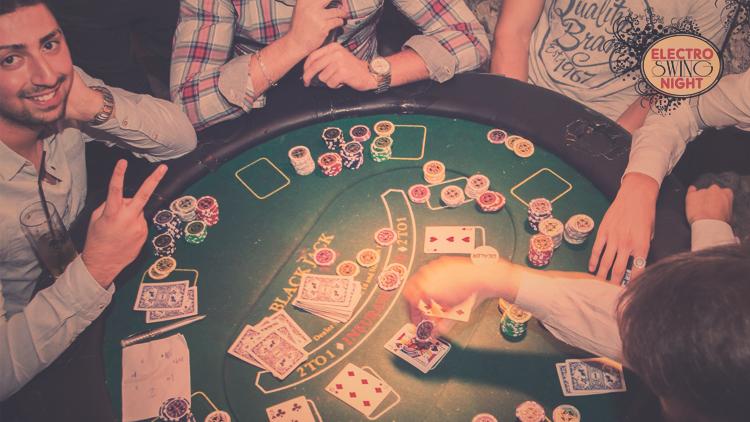 Electro Swing Night Poker