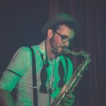 Electro Swing Night Saxophon