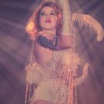 Electro Swing Night Sommervergnügen Tänzerin