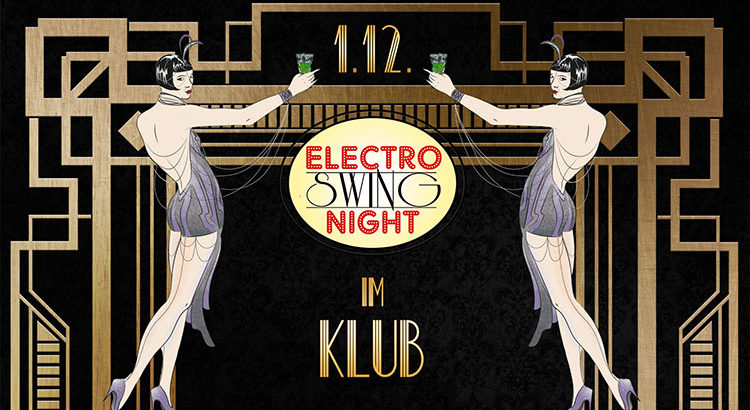 Electro Swing Night im KLUB Wuppertal am 01.12.2017