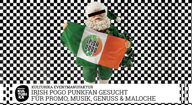 Irish Pogo Punkfan gesucht