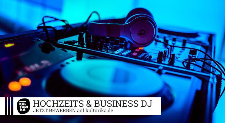 DJ gesucht für Firmenfeiern, Hochzeiten, Geburtstagspartys in Köln