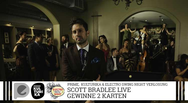 Verlosung Tickets Konzert Scott Bradlee E-Werk Köln 21-03-2018