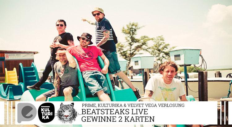 Beatsteaks-Verlosung-Konzertkarten