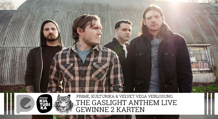 the gaslight anthem konzert k ln gewinne 2 tickets auf. Black Bedroom Furniture Sets. Home Design Ideas