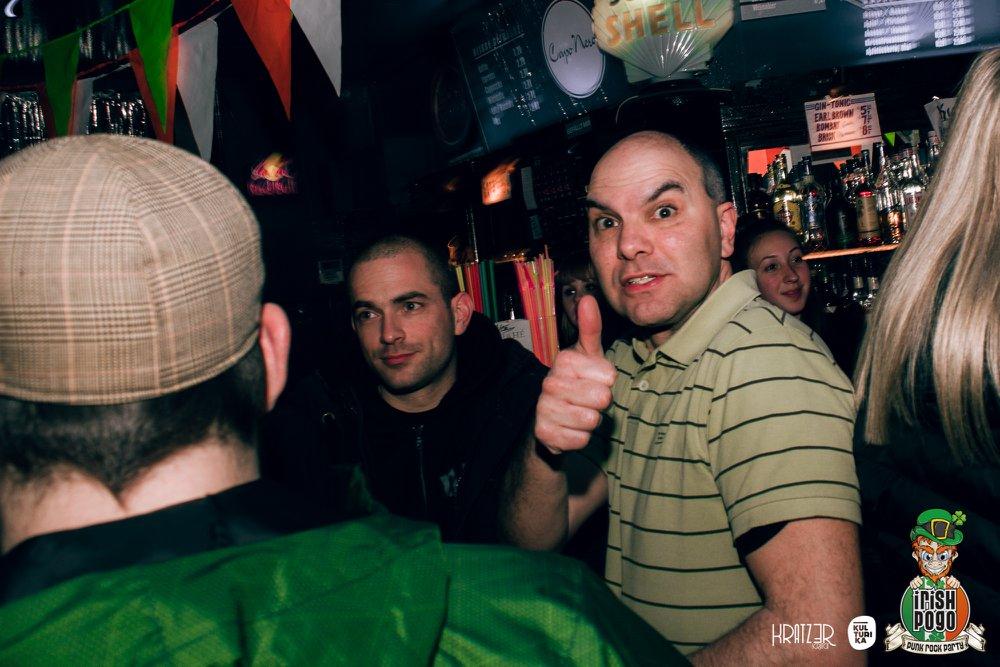 Irish Pogo Punkparty Köln 14-06-2019 Blue Shell