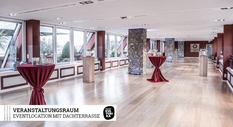 EVENTLOCATION KÖLN - Eventlocation mit Dachterrasse und Rheinblick