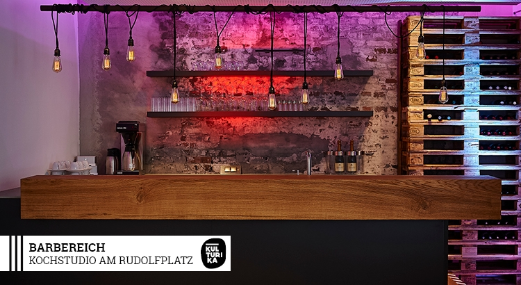 EVENTLOCATION KÖLN - Kochstudio am Rudolfplatz