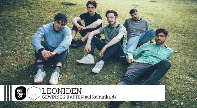 Leoniden Konzert 5.12.2018 Gebäude 9 Köln Verlosung