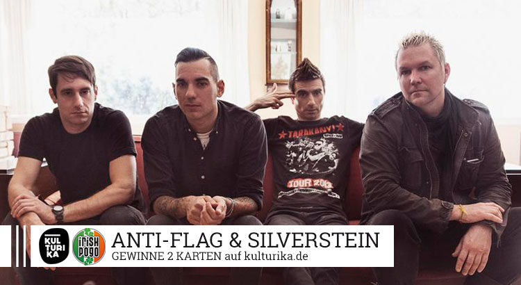 anti flag silverstein gewinnen archive kulturika eventmanufaktur. Black Bedroom Furniture Sets. Home Design Ideas