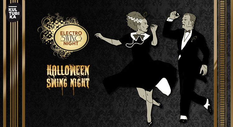 Halloween Swing Night Gloria Theater Köln 31-10-2018