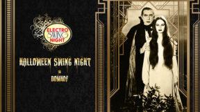 Halloween Swing Night Odonien Domhof Köln 31.10.2019