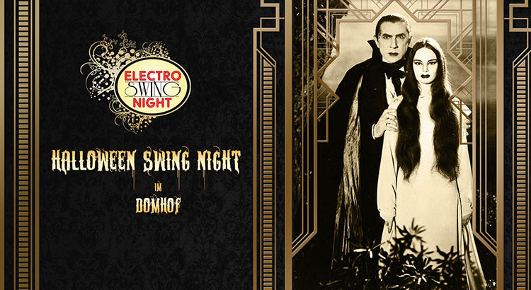 Halloween Swing Night Odonien Domhof Köln 31.10.2019