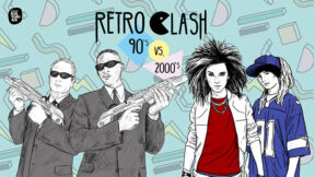 Retro Clash 90er 2000er Party Köln Gloria Theater 04-05-2019