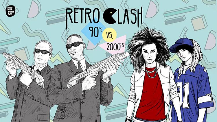 Retro Clash 90er 2000er Party Köln Gloria Theater 04-05-2019
