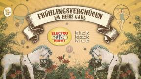 Electro Swing Night Fruehlingsvergnuegen im Heinz Gaul Koeln feat. klickklickklub