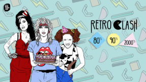 4 Jahre Retro Clash 80er 90er 2000er Party Köln Gloria Theater 01-06-2019