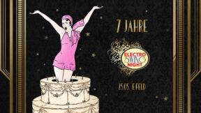 7 Jahre Electro Swing Night 25-05-2019 im Club e-feld Köln