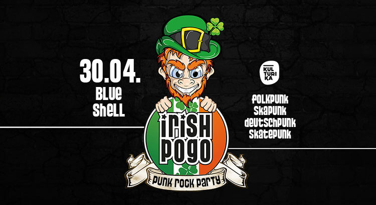 Irish Pogo Tanz in den Mai Party 30.04.2019