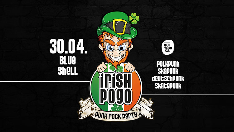 Irish Pogo Tanz in den Mai Party 30.04.2019