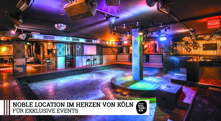 EVENTLOCATION KÖLN - Noble Partylocation im Herzen von Köln