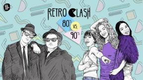Retro Clash 80er 90er 29.06.2019