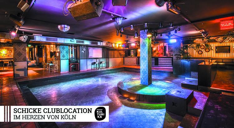 CLUB KÖLN - Schicker Club im Herzen von Köln