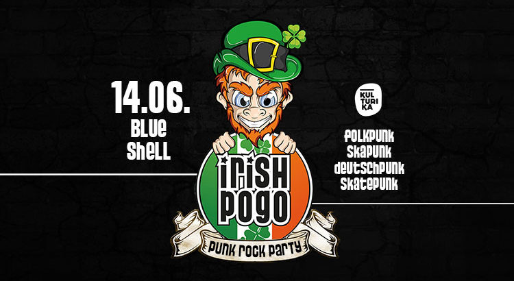 Irish Pogo Punkparty Köln