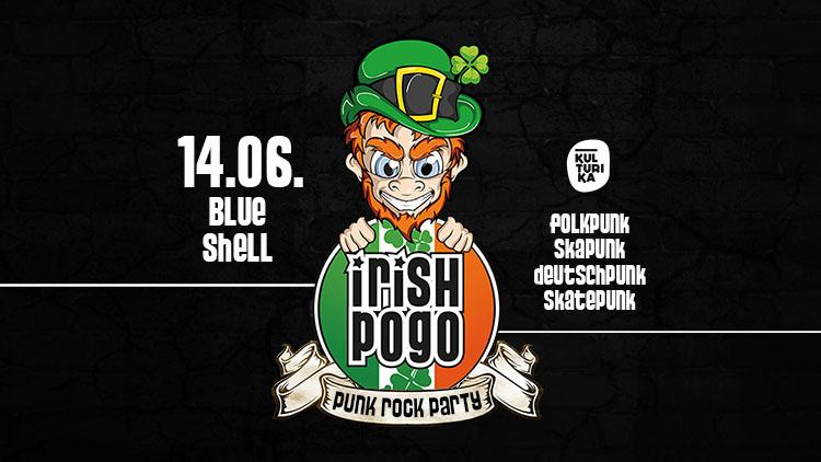 Irish Pogo Punkparty Köln