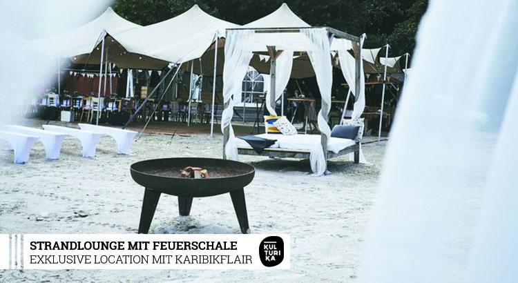 SOMMER LOCATION KÖLN - Exklusive Location in Köln mit Karibikflair