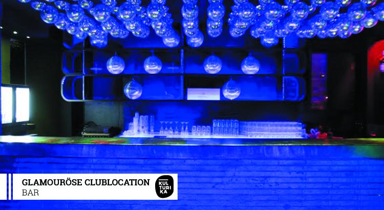 Club Köln - Glamouröser Club im Belgischen Viertel