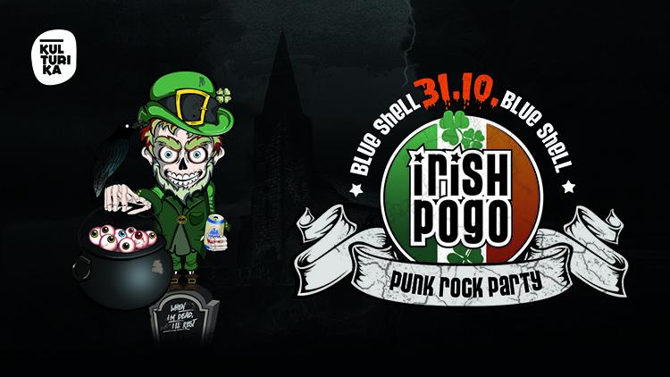 Irish-Pogo-Punkparty-Halloween-31-10-2019-Blue-Shell-Köln