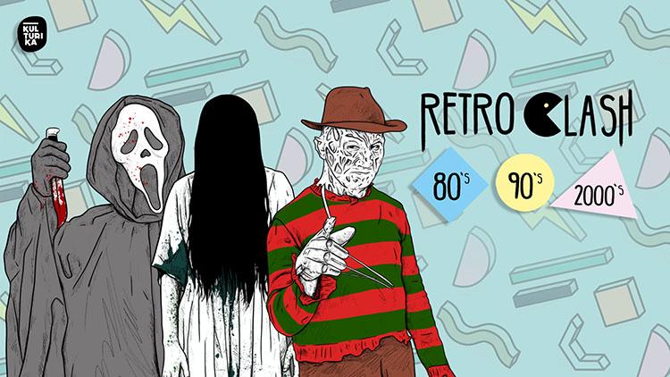 Retro Clash Halloween 80er 90er 2000er Party Köln Gloria Theater 31-10-2019